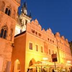 ティーン教会と旧市街広場